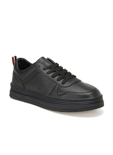 U.S. Polo Assn. Kadın Ayakkabı Suri 100357807 Siyah
